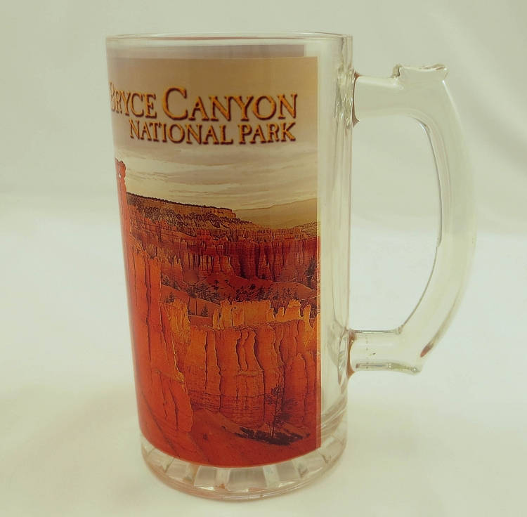 Bryce Canyon Glass Mug