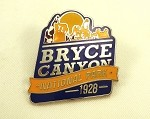 Bryce Canyon National Park Old School Pin