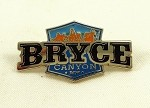 Bryce Canyon NP Western Design Pin