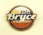 Bryce Canyon NP Circle Design Pin