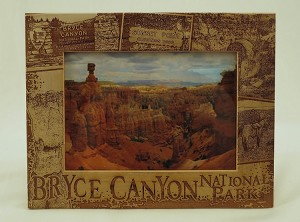 Bryce Canyon National Park Wood Photo Frame