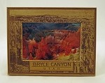 Bryce Canyon Utah Wood Photo Frame