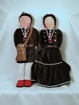 Navajo Cloth Dolls