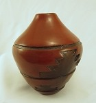 Melissa Johnson/Jerome Begaye Navajo Pot