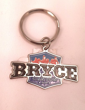 Bryce Canyon Key Chain