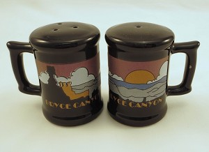 Bryce Canyon Salt and Pepper Shakers