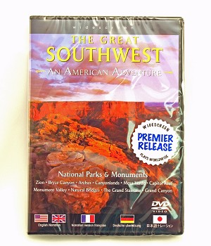 The Great Southwest - An American Adventure