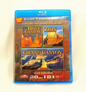 Explore the Grand Staircase Blu-Ray & DVD Combo Pack