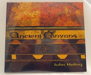 Ancient Canyons Music CD