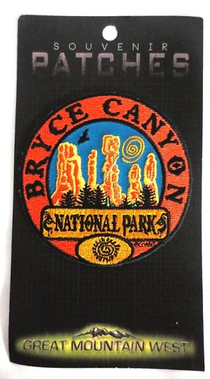 BNCP Circle Hoo Doo Patch