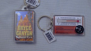 Bryce Canyon National Park Key Chain