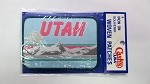 Utah Iron On Patch