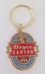 Bryce Canyon National Park Label Keychain