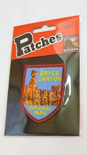 Bryce Canyon or Utah Patch
